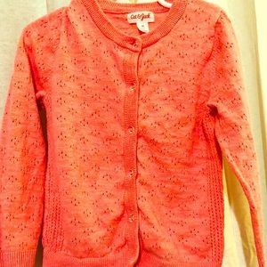 Little girls cardigans some 4t some 4/5